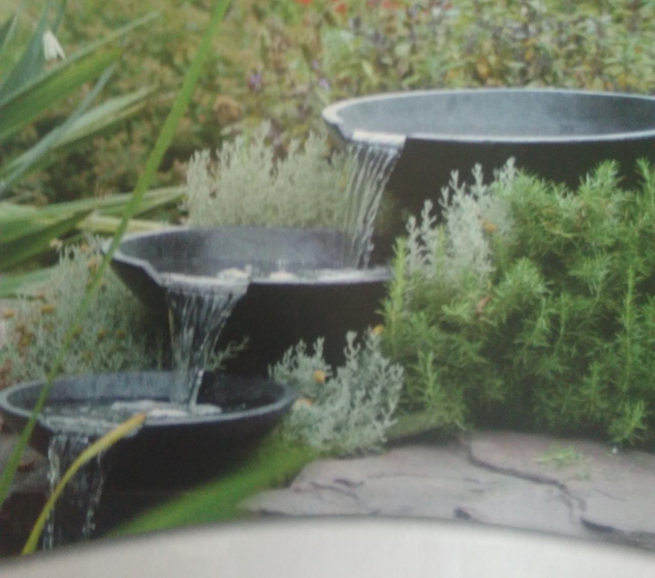 Cascade NOVA SCOTIA - Fontaines de jardin 27 - FLBC